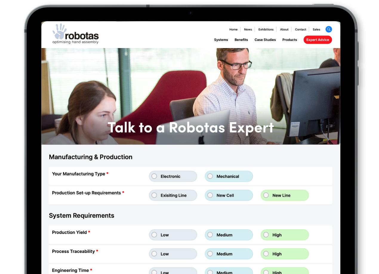 Robotas Expert Advice