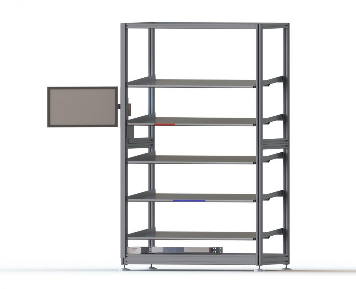 Robotas Smart Storage for Line side Production